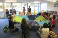 Image for event: Somervell Preschool Playgroup With Music and Movement