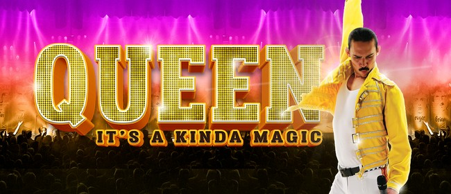Queen: It's A Kinda Magic