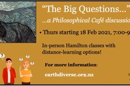 Tackle Life's Big Philosophical Questions with EarthDiverse