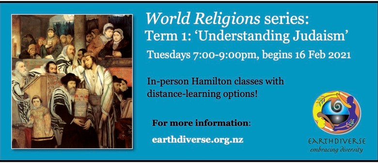 World Religions Series: Understanding Judaism