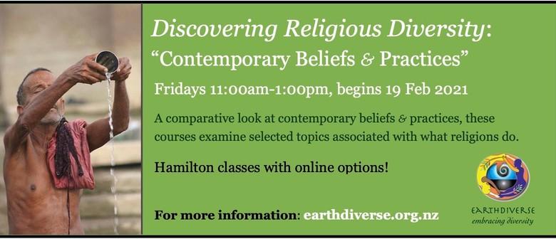 Religious Diversity: Contemporary Belief & Practice