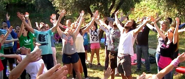 Laugh in the Park (Laughter Yoga)