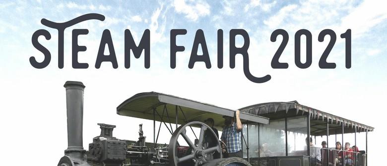 The Great Manawatu Steam Fair 2021