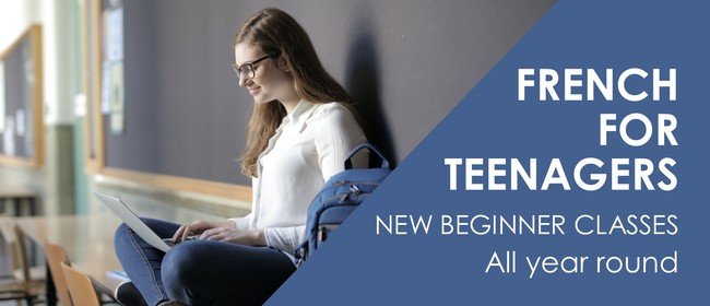 Teenagers French Classes Term 1 2021