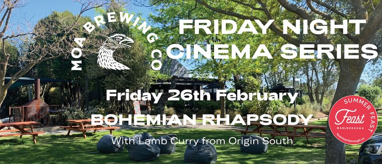 Bohemian Rhapsody - Moa Friday Night Cinema Series