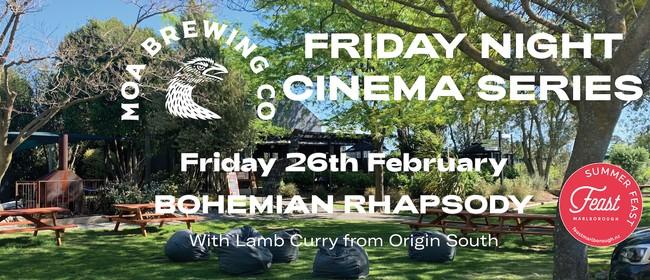 Bohemian Rhapsody - Moa Friday Night Cinema Series