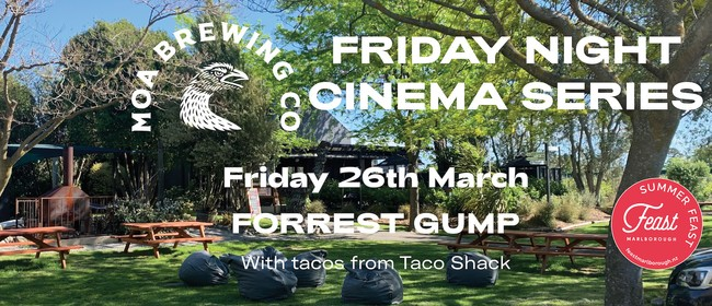 Forrest Gump - Moa Friday Night Cinema Series