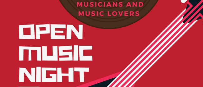 Open Music Night