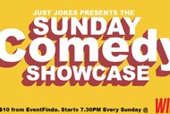 Image for event: Sunday Comedy Showcase at WIN-WIN