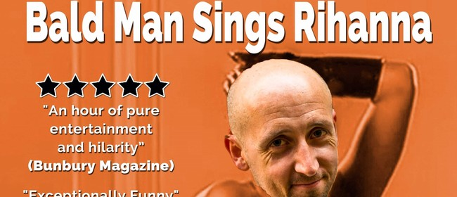 Gary Sansome : Bald Man Sings Rihanna (Scot)