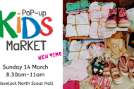 Pop-Up Kids Market - Autumn Sale 2021