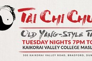 Tai Chi Chuan Classes
