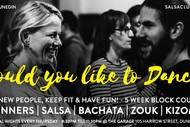 Image for event: Dance Classes: Beginners, Salsa, Bachata, Zouk, Kizomba
