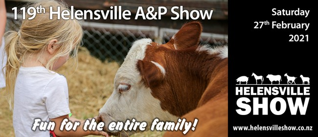 119th Helensville Show