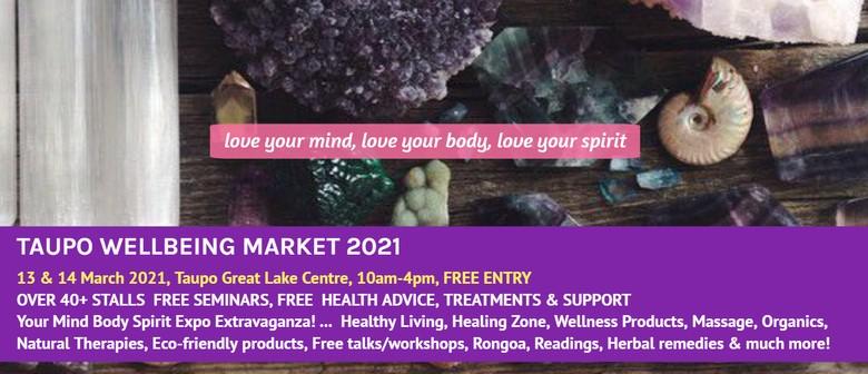 Taupo Wellbeing Market 2021