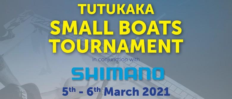 Warren Hay Marine/Shimano Small Boats Tournament: POSTPONED