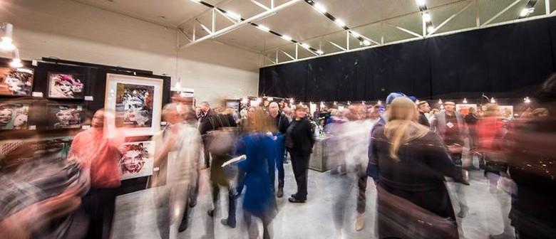 The Christchurch Art Show Opening Night 2021