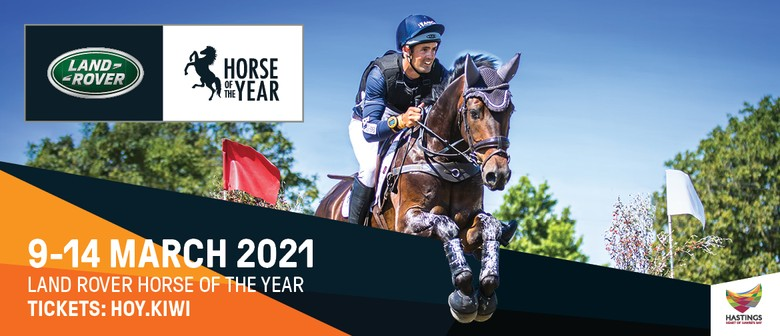 Land Rover Horse of the Year