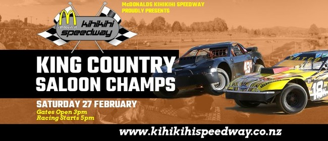 King Country Saloon Champs & Demolition Derby