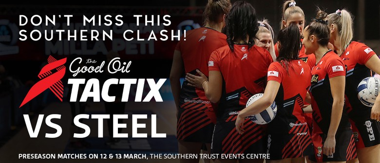 The Good Oil Tactix vs Ascot Park Hotel Southern Steel