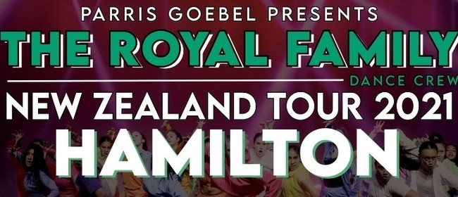 The Royal Family NZ Tour