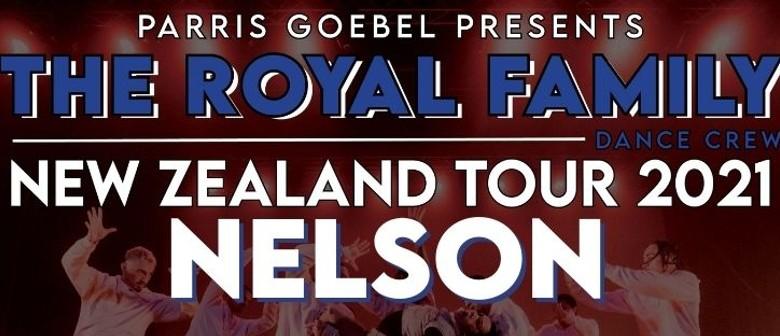 The Royal Family NZ Tour