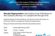 Seminar Macular Degeneration