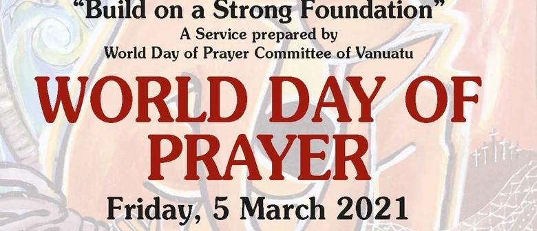 World Day of Prayer Service