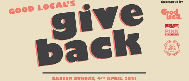 Good Local Gives Back - Easter Sunday Family Community Event