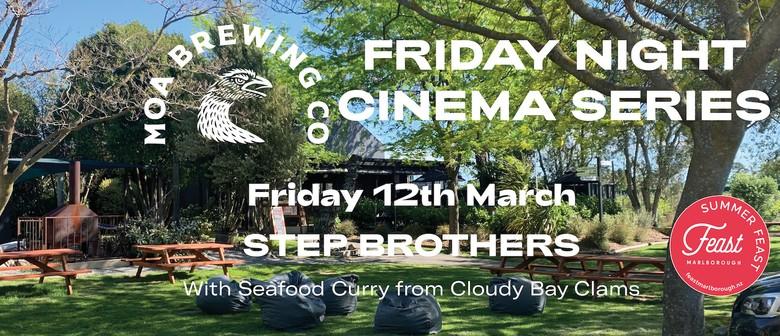 Step Brothers - Moa Friday Night Cinema Series