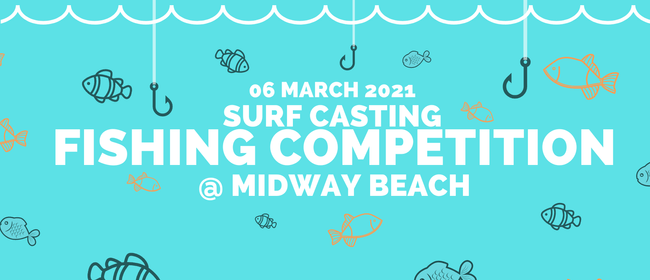 Surf Casting Fishing Competition