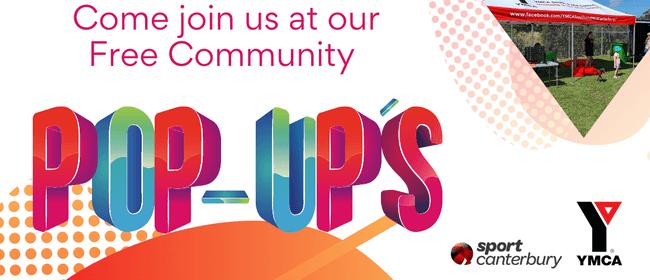 YMCA Community Pop-Up