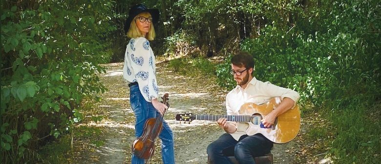 Gypsy Jazz Duo – Fiona Pears and Connor Hartley-Hall