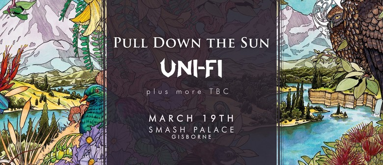 Pull Down the Sun - Of Valleys and Mountains Album Release