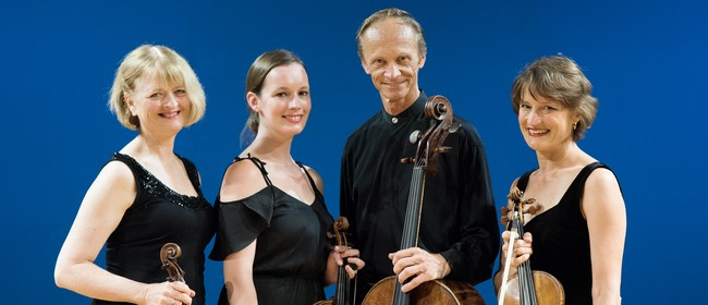 Christopher's Classics 2021 - NZ String Quartet