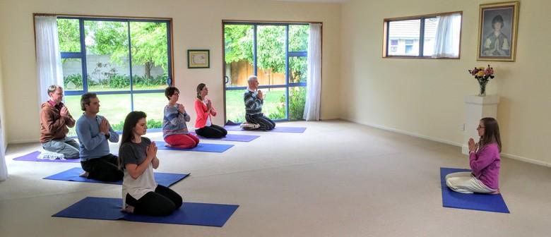 Sevalight Hatha Yoga Classes