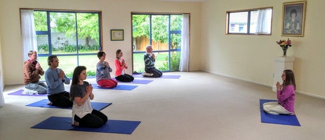 Sevalight Hatha Yoga Classes