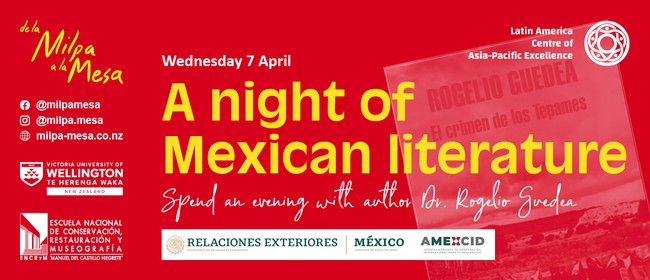 A Night of Mexican Literature