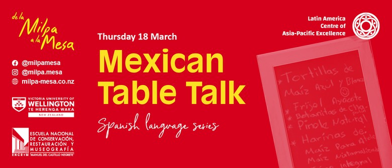 Mexican Table Talk