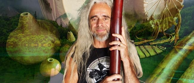 Shamanic Sound Journey with Sika, Raglan