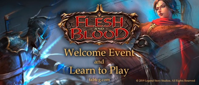 Flesh and Blood (Card Game)