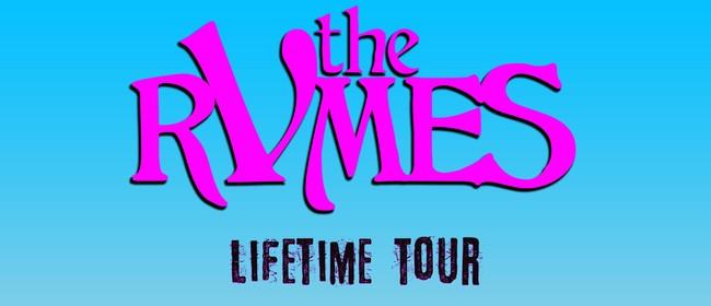 The RVMES - Lifetime Album tour w/ Camila Lenhart