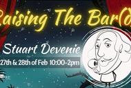 Raising The Bar(d): Bringing Shakespeare Down To Eye Level