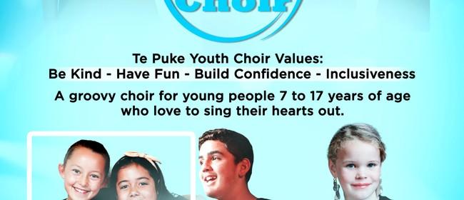 Te Puke Youth Choir