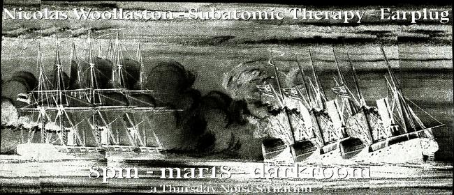 Nicolas Woollaston, Subatomic Therapy, Earplug