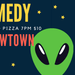 Alien Comedy Newtown