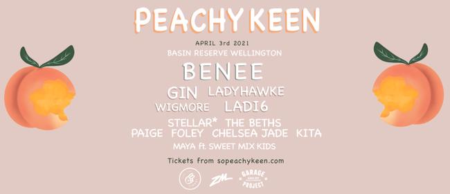 Peachy Keen Music Festival