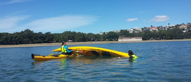 Introduction to Sea Kayak Course