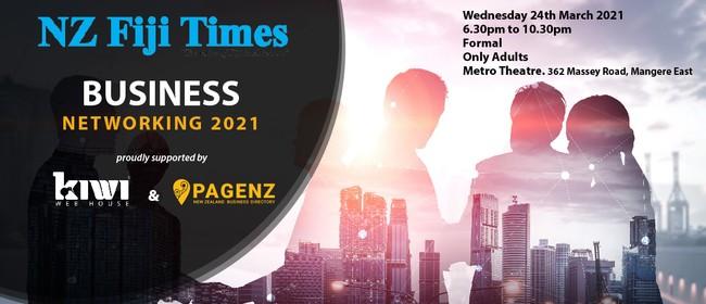 NZ Fiji Times Business Networking 2021