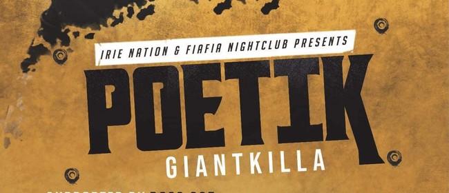 Poetik - Auckland
